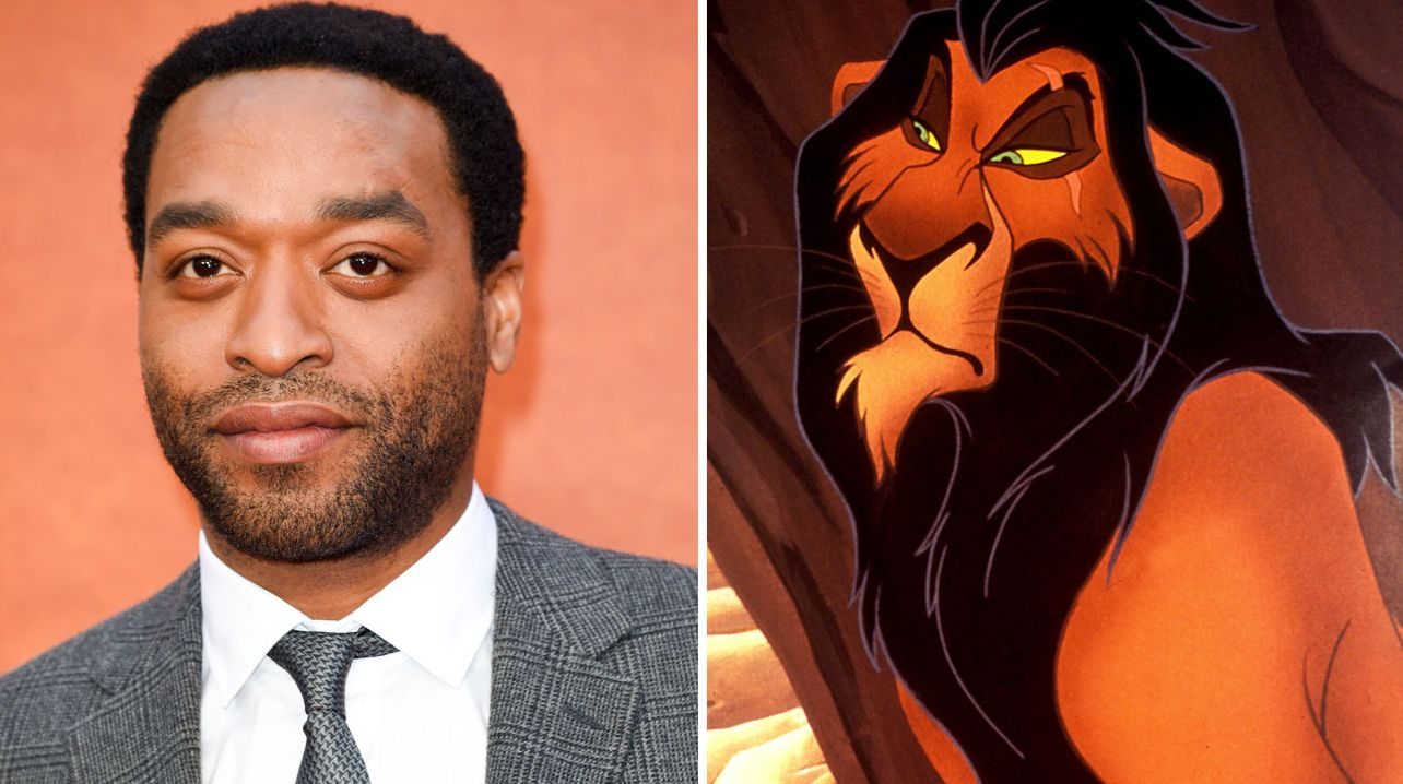 Chiwetel Ejiofor May Voice Scar